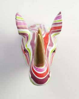 Neushoorn Lola Crazy Stripes